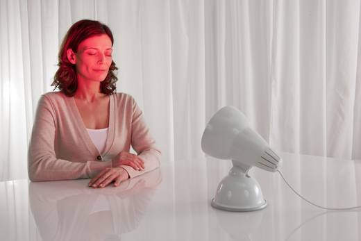 Infrarotlampe 150 W Medisana IRL