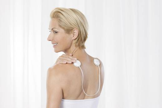 Körpermassager Medisana BT 850 Weiß