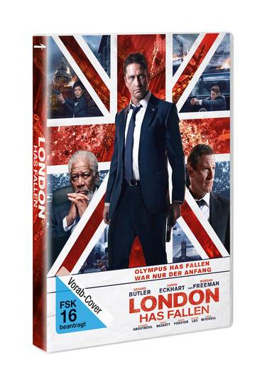 DVD London Has Fallen FSK: 16