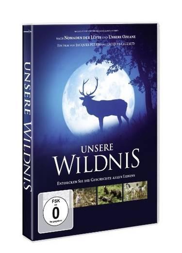 DVD Unsere Wildnis FSK: 0