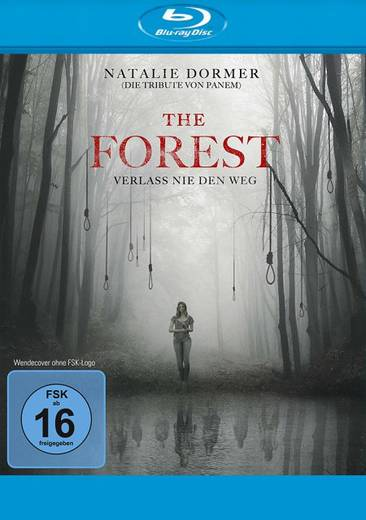 blu-ray The Forest FSK: 16