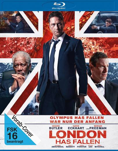 blu-ray London Has Fallen FSK: 16