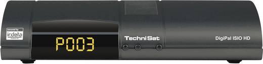 DVB-T2 Receiver TechniSat DigiPal ISIO HD Kartenleser, Aufnahmefunktion, freenet TV Entschlüsselung 3 Monate gratis, Deu