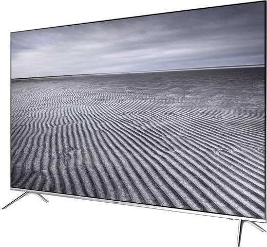 Samsung KS7080 LED-TV 123 cm 49 Zoll EEK A Silber