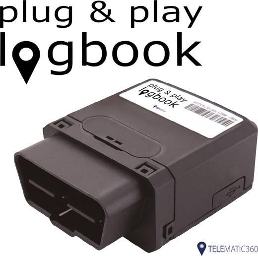 plug&play Logbook Einbau-Bluetooth®-Freisprecheinrichtung