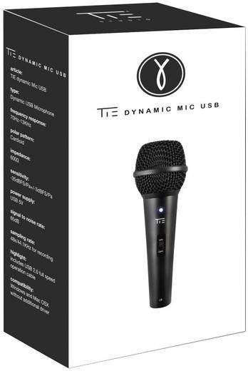USB-Mikrofon Tie Studio DYNAMIC MIC USB Kabelgebunden