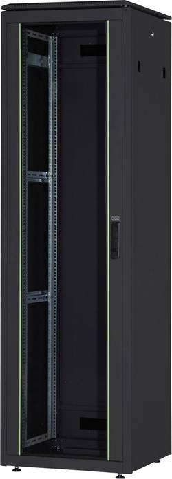 """10"""" skříň pro datové sítě Digitus Professional DN-19 22U-6/6-B-1 DN-19 22U-6/6-B-1, 22 U, černá (RAL 9005)"""