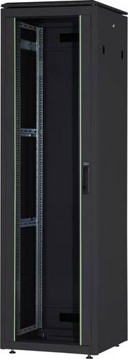 19 Zoll Netzwerkschrank Digitus Professional DN-19 22U-6/6-B-1 (B x H x T) 600 x 1164 x 600 mm 22 HE Schwarz (RAL 9005)