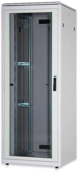 "10"" skříň pro datové sítě Digitus Professional DN-19 36U-8/8-1 DN-19 36U-8/8-1, 36 U, světle šedá"