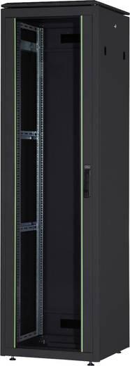 19 Zoll Netzwerkschrank Digitus Professional DN-19 42U-6/8-B-1 (B x H x T) 600 x 2053 x 800 mm 42 HE Schwarz (RAL 9005)