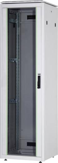 19 Zoll Netzwerkschrank Digitus Professional DN-19 47U-6/6-1 (B x H x T) 600 x 2275 x 600 mm 47 HE Lichtgrau (RAL 7035)