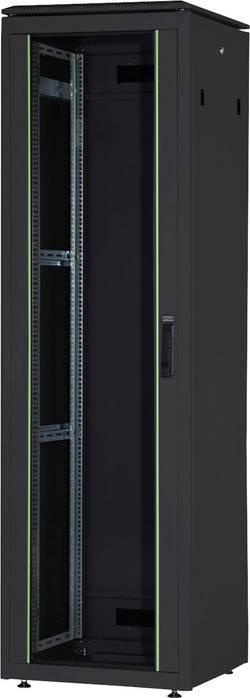 """10"""" skříň pro datové sítě Digitus Professional DN-19 47U-6/6-B-1 DN-19 47U-6/6-B-1, 47 U, černá (RAL 9005)"""