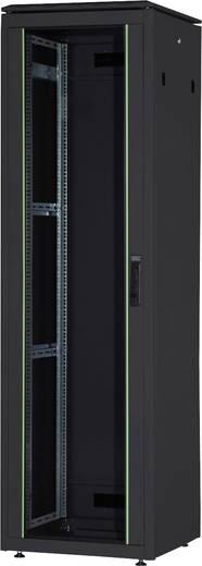 19 Zoll Netzwerkschrank Digitus Professional DN-19 47U-6/6-B-1 (B x H x T) 600 x 2275 x 600 mm 47 HE Schwarz (RAL 9005)