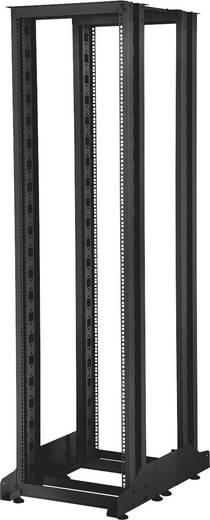 19 Zoll Verteilerrahmen Digitus Professional DN-19 42U-D-SW (B x H x T) 530 x 2022 x 870 mm 42 HE Schwarz (RAL 9005)
