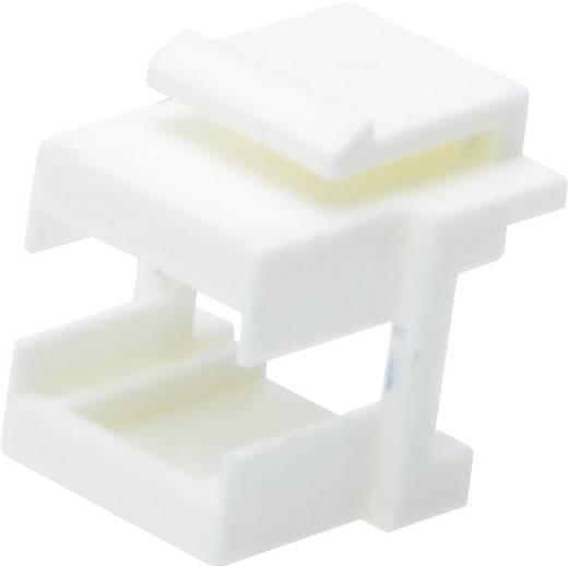 Keystone-Halterung 1-fach Digitus Professional DN-BLIND-LC Weiß