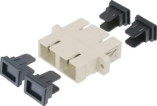 LWL-Kupplung Digitus Professional DN-96004-1 Beige