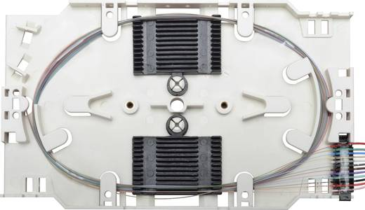 LWL-Spleißbox 12 Port ST Singlemode OS2 Bestückt Digitus Professional A-96911-02-APC