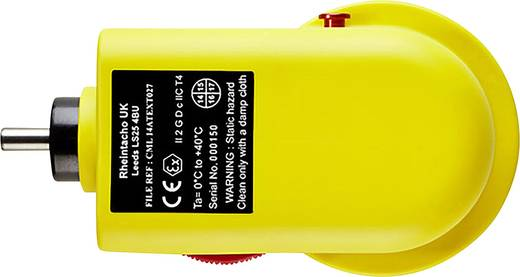 Drehzahlmesser mechanisch Rheintacho A3-3110 10 - 10000 U/min Werksstandard (ohne Zertifikat)