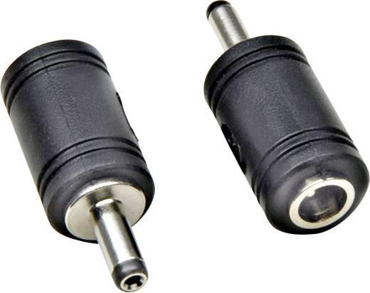 Niedervolt-Adapter Niedervolt-Stecker - Niedervolt-Buchse 4 mm 1.7 mm 5.6 mm 2.1 mm BKL Electronic 1 St.