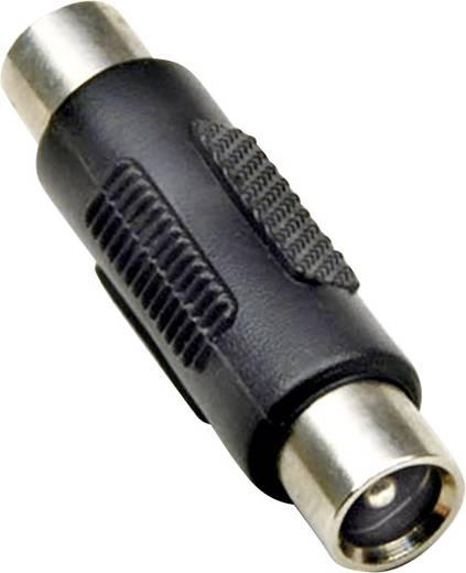 Niedervolt-Adapter Niedervolt-Buchse - Niedervolt-Buchse 5.5 mm 2.1 mm 5.5 mm 2.1 mm BKL Electronic 1 St.
