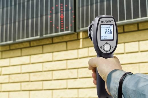 Infrarot-Thermometer VOLTCRAFT IRU 500-12 Optik 12:1 -30 bis +500 °C LED-Taschenlampe Kalibriert nach: Werksstandard (oh