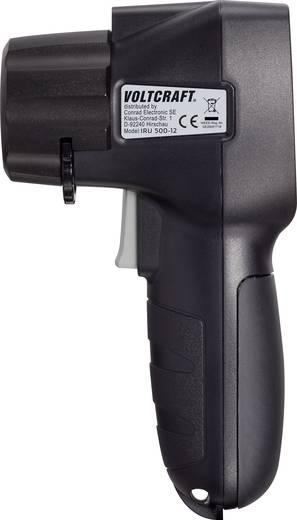 Infrarot-Thermometer VOLTCRAFT IRU 500-12 Optik 12:1 -30 bis +500 °C LED-Taschenlampe Kalibriert nach: Werksstandard