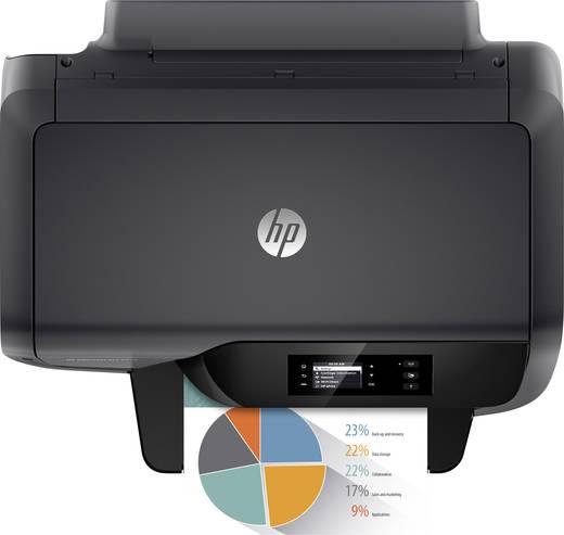 HP Officejet Pro 8210 Tintenstrahldrucker A4 LAN, WLAN, Duplex
