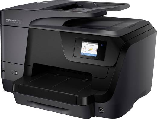 hp officejet pro 8710 e all in one tintenstrahl multifunktionsdrucker a4 drucker scanner. Black Bedroom Furniture Sets. Home Design Ideas