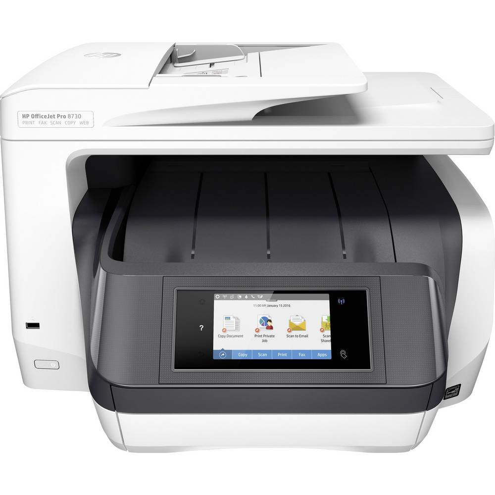 hp officejet pro 8730 all in one tintenstrahl. Black Bedroom Furniture Sets. Home Design Ideas