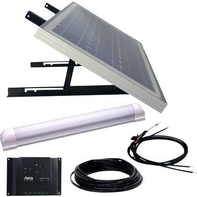 phaesun super illu one 600300 solaranlage 30 wp inkl. Black Bedroom Furniture Sets. Home Design Ideas