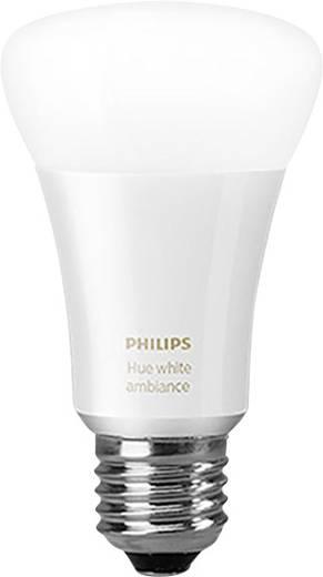 Philips Lighting Hue LED-Leuchtmittel (Erweiterung) White ambiance E27 9.5 W Weiß