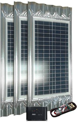 Solar-Set Phaesun 380111 50 Wp inkl. Anschlusskabel, inkl. Laderegler
