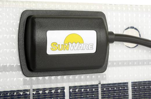 Polykristallines Solarmodul 14 Wp 12 V SunWare 20143