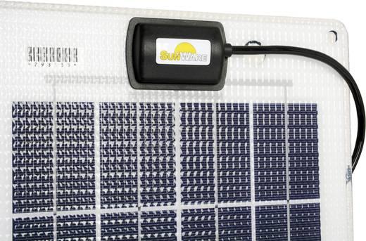 Polykristallines Solarmodul 25 Wp 12 V SunWare 20145