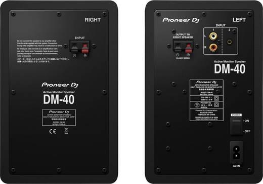 Aktiver Monitor-Lautsprecher 10.16 cm 4 Zoll Pioneer DJ DM-40 40 W 1 Paar