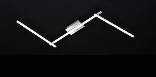 LED-Deckenleuchte 30 W Warm-Weiß WOFI lera 9163.03.01.0000 Chrom