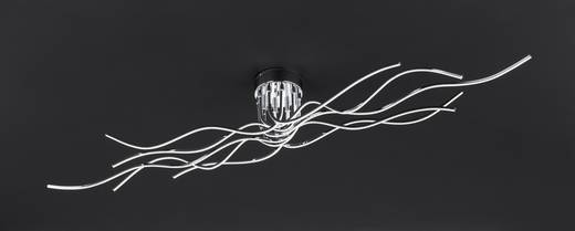 LED-Deckenleuchte 39 W Warm-Weiß WOFI Benett 9557.10.01.0000 Chrom