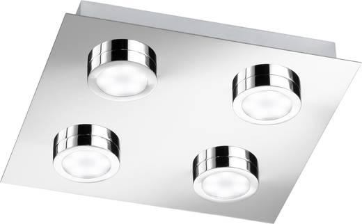 LED-Deckenleuchte 12 W Warm-Weiß ACTION Veneta 987104010000 Chrom (glänzend)