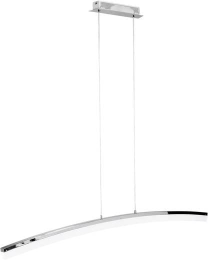 LED-Pendelleuchte 28.8 W Warm-Weiß WOFI Colmar 7234.01.01.0000 Chrom