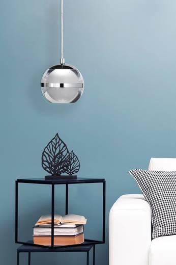 LED-Pendelleuchte 6 W Warm-Weiß WOFI Fulton 6740.01.01.0000 Chrom