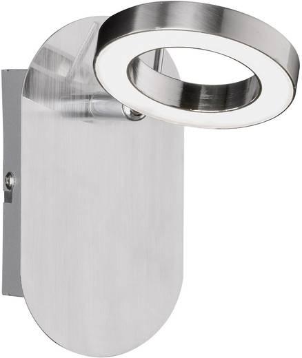 LED-Wandstrahler 5 W Warm-Weiß ACTION Monza 436701640000 Nickel (matt)