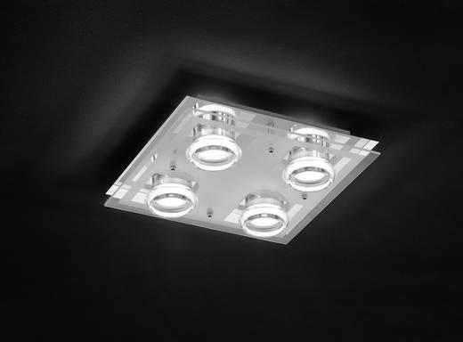 LED-Deckenleuchte 20 W Warm-Weiß ACTION Moody 922304010000 Chrom
