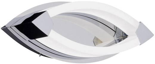 LED-Wandleuchte 8.5 W Warm-Weiß WOFI Vannes 4625.01.01.0000 Chrom