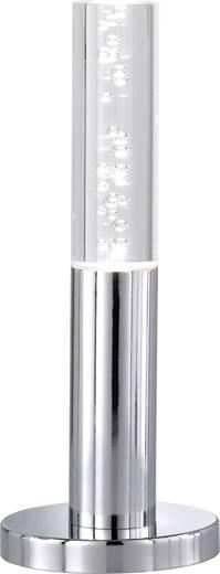 LED-Tischlampe 5 W Warm-Weiß WOFI Midu 8193.01.01.0000 Chrom