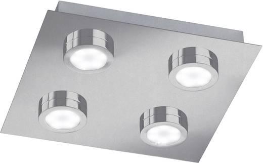 ACTION Veneta 987104640000 LED-Deckenleuchte 12 W Warm-Weiß Nickel (matt)