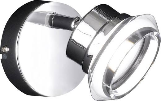 LED-Wandstrahler 5 W Warm-Weiß ACTION Morgan 433601010000 Chrom