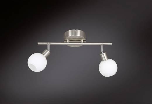 LED-Deckenstrahler 10 W Warm-Weiß ACTION Nois 707102640000 Nickel (matt)
