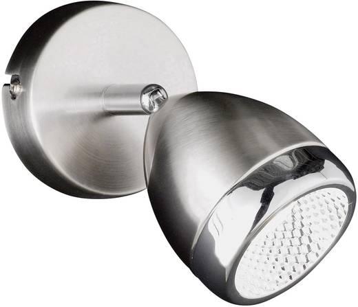 LED-Wandstrahler 5 W Warm-Weiß ACTION Oak 485301640000 Nickel (matt)