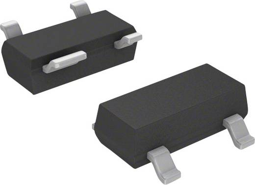 MOSFET Infineon Technologies BF998 1 N-Kanal 200 mW TO-253-4