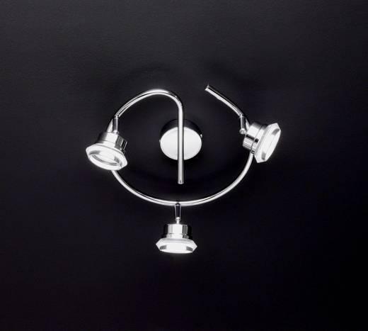 LED-Deckenstrahler 15 W Warm-Weiß ACTION Morgan 933603010000 Chrom